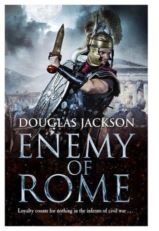 Enemy of Rome Douglas Jackson