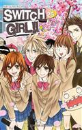 Switch girl !!, 25 (Switch girl !!, #25) Natsumi Aida