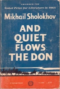 Quiet Flows The Don (A Novel In Two Books)  by  Mikhail Sholokhov