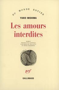 Les amours interdites  by  Yukio Mishima
