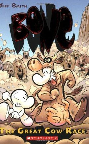 Bone, Vol. 2: The Great Cow Race (Bone, #2)  by  Jeff Smith