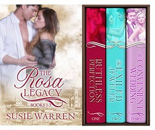 Boxed Set: The Rosa Legacy Series  by  Susie Warren