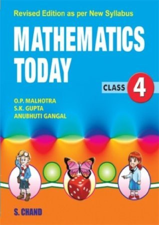 Mathematics Today - 4  by  S.K. Gupta