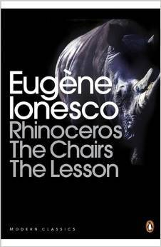 Rhinoceros, A Play in Three Acts Eugène Ionesco
