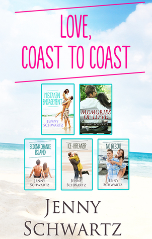 Love, Coast To Coast/Mistaken Engagement/Memories Of Love/Second Chance Island/Ice-Breaker/No Rescue Jenny Schwartz