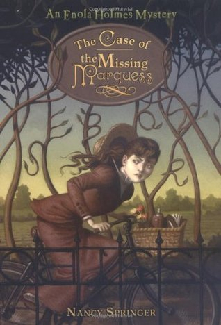 Lénigme du message perdu (Enola Holmes Mysteries, #5) Nancy Springer