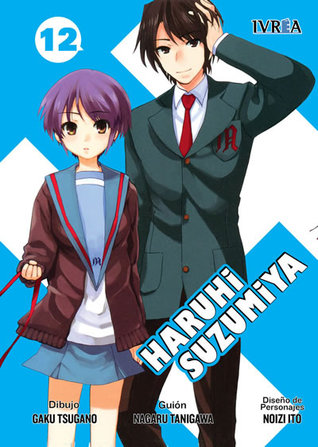 Haruhi Suzumiya 12 (Manga Haruhi Suzumiya, #12)  by  Nagaru Tanigawa