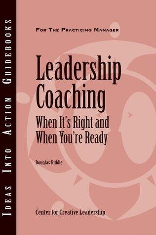 Leadership Coaching Douglas Riddle