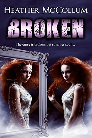 BROKEN (The Guardians Series Book 2)  by  Heather McCollum