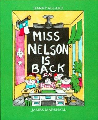 La Señorita Nelson Ha Desaparecido! Harry Allard