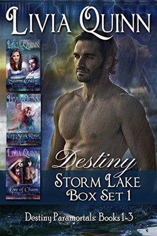 Storm Lake Box Set 1 (Destiny): Destiny Paramortals Books 1-3  by  Livia Quinn