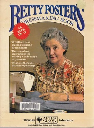 Dressmaking Book Betty Foster
