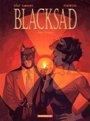 Blacksad - tome 3 - Ame rouge Díaz Canales