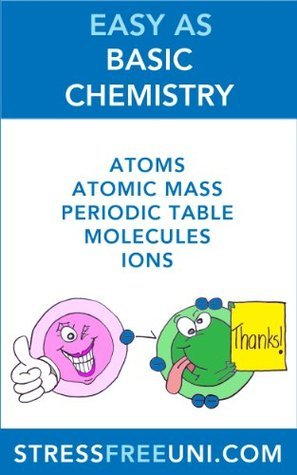 Easy As: Basic Chemistry  by  Janelle McAlpine
