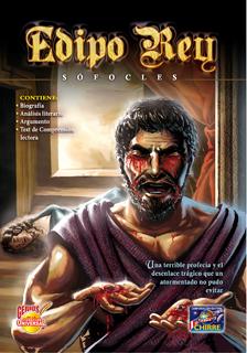 Edipo Rey  by  Sófocles