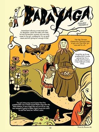 Baba Yaga  by  Jillian Tamaki