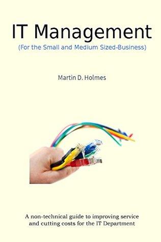 IT Management Martin Holmes