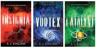 The Insignia Series  by  S.J. Kincaid