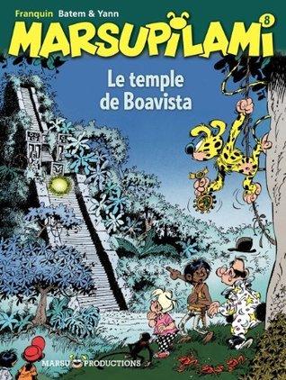 Marsupilami - tome 8 - Le temple de Boavista Yann