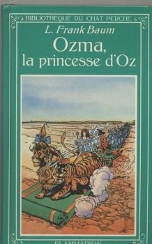 Ozma, la princesse dOz (Oz #3)  by  L. Frank Baum