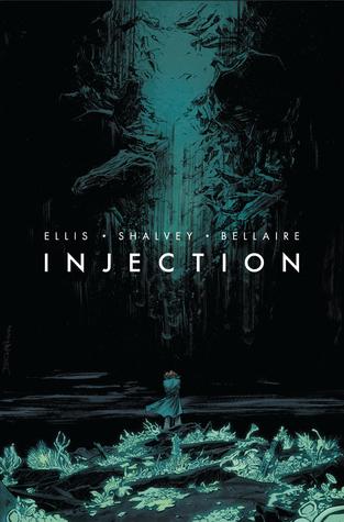 Injection Warren Ellis