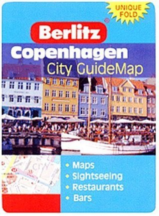 Copenhagen Berlitz Z Map  by  American Map Corporation