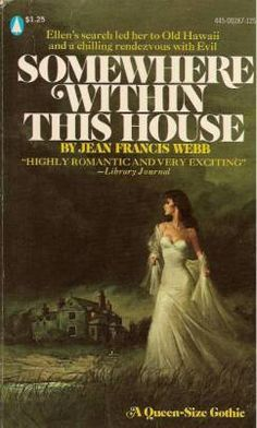 Somewhere Within This House Jean Francis Webb