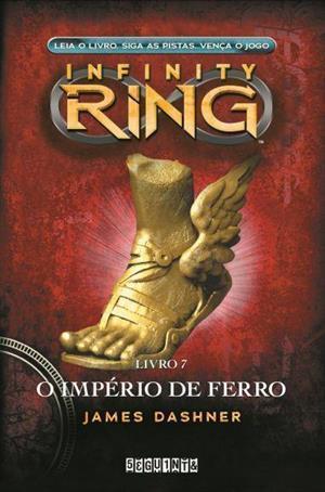 O Império de Ferro (Infinity Ring, #7) James Dashner