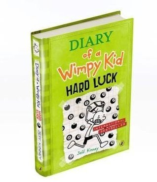 Hard Luck: Diary of a Wimpy Kid  by  Jeff Kinney