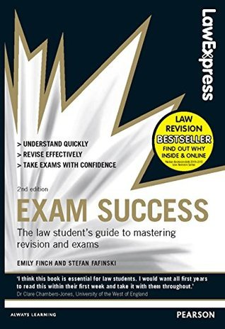 Law Express: Exam Success Emily Finch