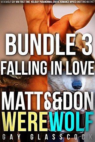 Werewolf Bundle 3: Falling In Love  by  Gay Glasscock