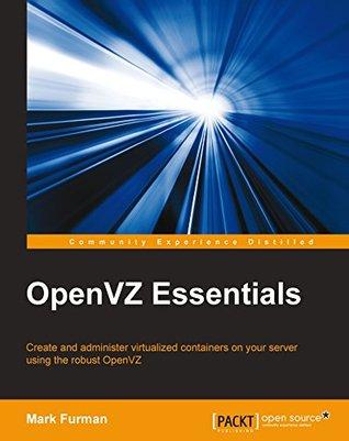 OpenVZ Essentials Mark Furman