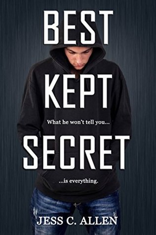 Best Kept Secret (Moving On Book 1) Jess C. Allen