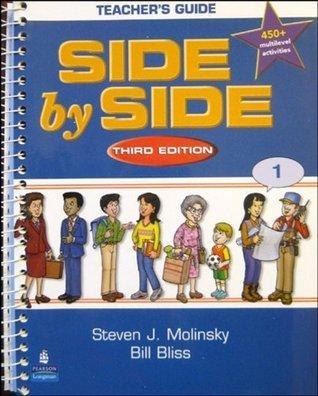 Side Side Book 1 Teachers Guide 3rd Edition by Steven J. Molinsky