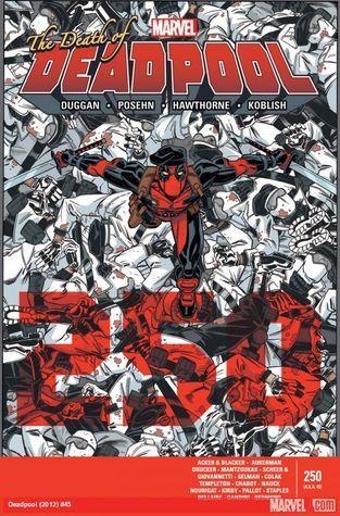 Deadpool #45  by  Brian Posehn