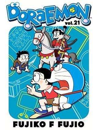 DORAEMON Vol.21 Fujiko F. Fujio