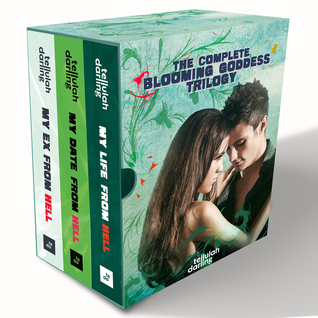 The Complete Blooming Goddess Trilogy  by  Tellulah Darling