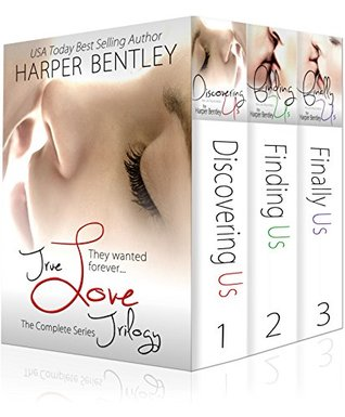 True Love: The Trilogy: The Complete Boxed Set  by  Harper Bentley