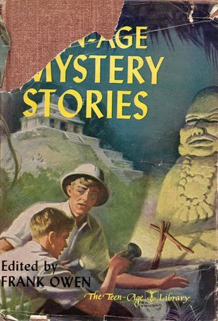 Teen-Age Mystery Stories  by  Frank Owen