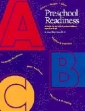 Preschool Readiness: A Guide for Use With Preschool Children Ages 2 and Up  by  Mary Ellen Quint