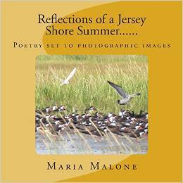 Reflections of a Jersey Shore Summer......  by  Maria  Malone