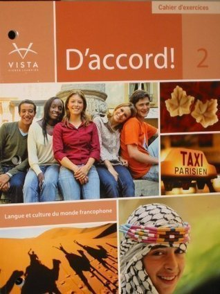 Daccord 2 Cahier Dexercices  by  vhl