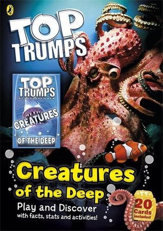 Top Trumps Creatures of the Deep  by  Top Trumps