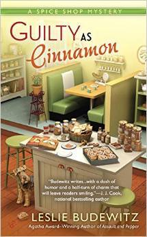 Guilty as Cinnamon (A Spice Shop Mystery #2)  by  Leslie Budewitz