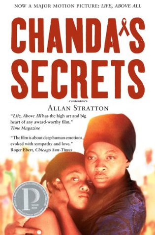 Chandas oorlog  by  Allan Stratton