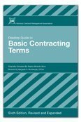 DESKTOP GUIDE TO BASIC CONTRACTING TERMS  by  REGINA MICKELLS BOVA
