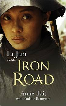 Li Jun and the Iron Road  by  Anne Tait