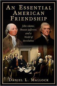 Agony and Eloquence: John Adams, Thomas Jefferson, and a World of Revolution  by  Daniel L. Mallock