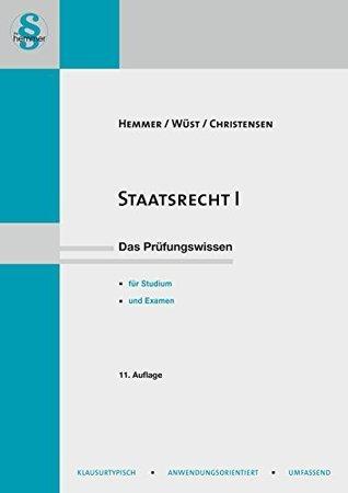 Staatsrecht I Karl-Edmund Hemmer