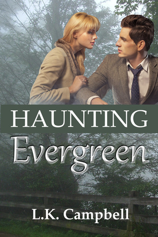 Haunting Evergreen  by  L.K. Campbell